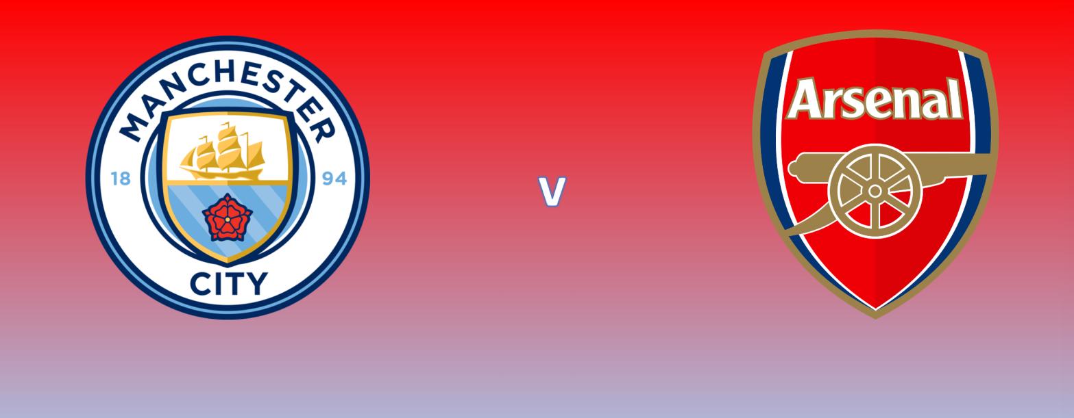 Manchester City vs Arsenal pre-match